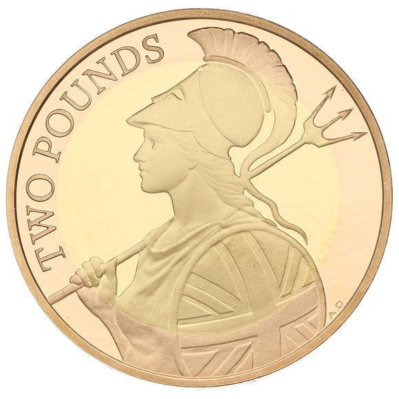 The Definitive Britannia 2015 - Proof Gold Coin