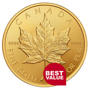 Best Value 1oz Maple