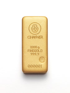 C-Hafner 1000g Gold Bar