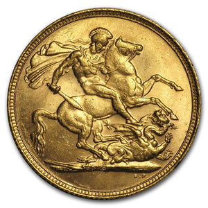 Best Value - Gold Sovereign