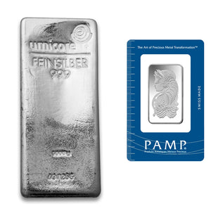 Best Value - 1oz Silver Bar