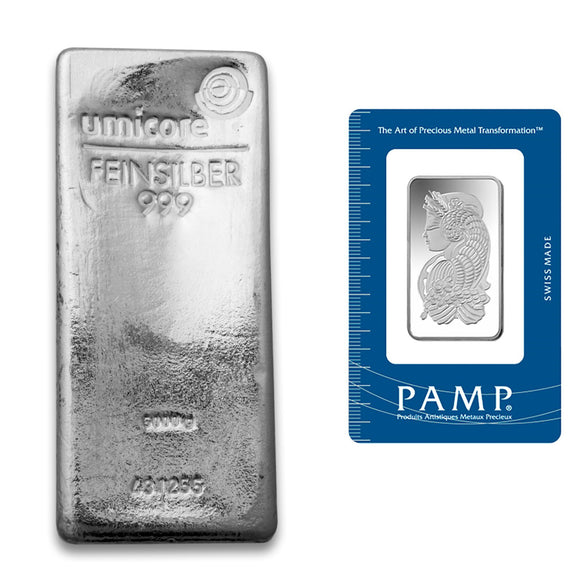 Best Value - 50g Silver Bar