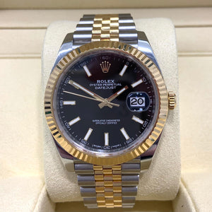 Bi-Metal Rolex Datejust 41
