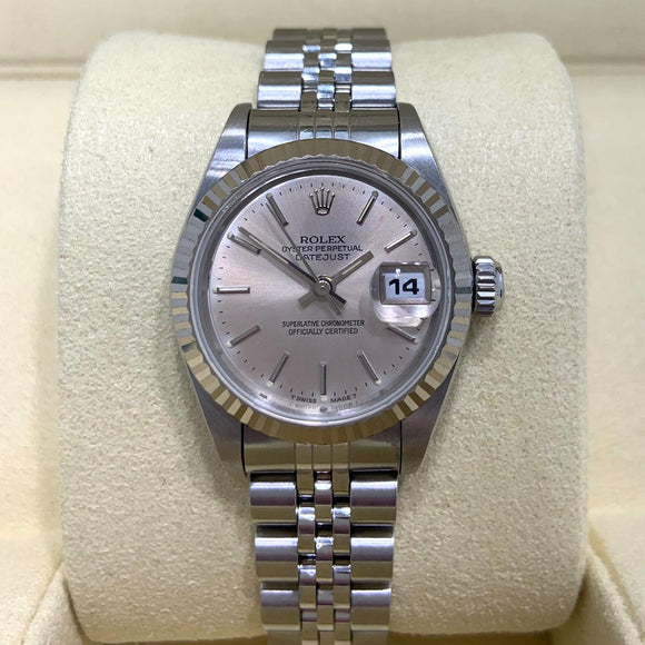 Steel Rolex Datejust 26