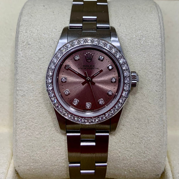 Rolex 26mm Oyster