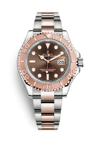 Rolex Yacht-Master 40 Everose (Chocolate) 126621