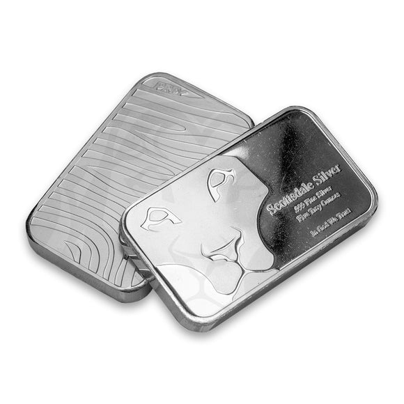 Best Value - 5oz SILVER BAR