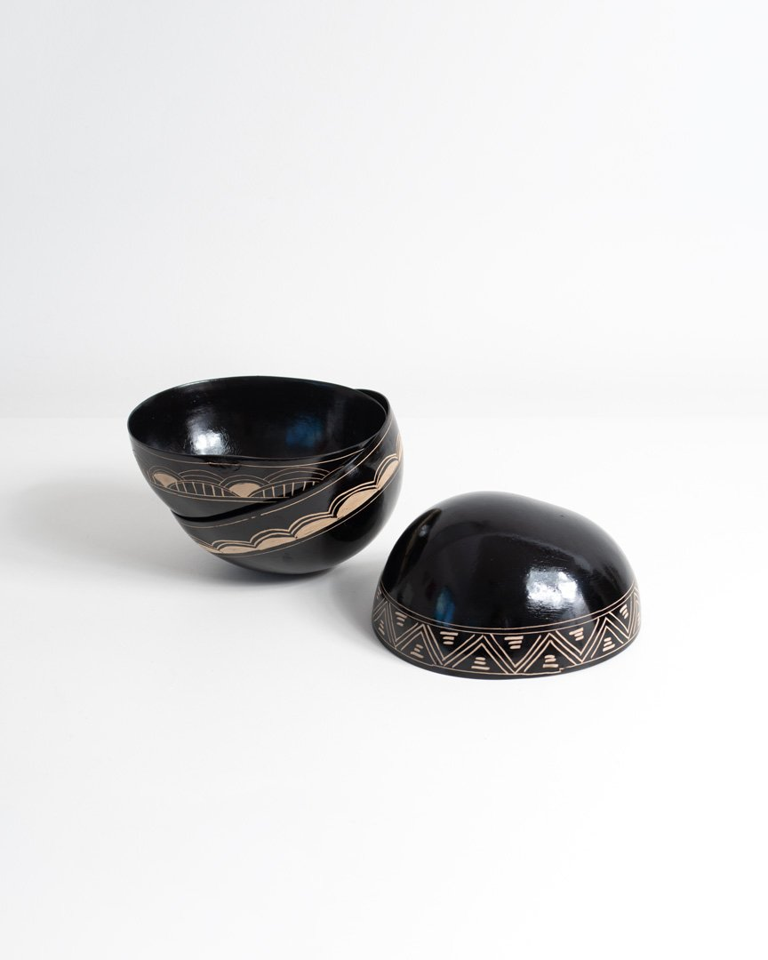 CUIA DECORATIVE BOWL
