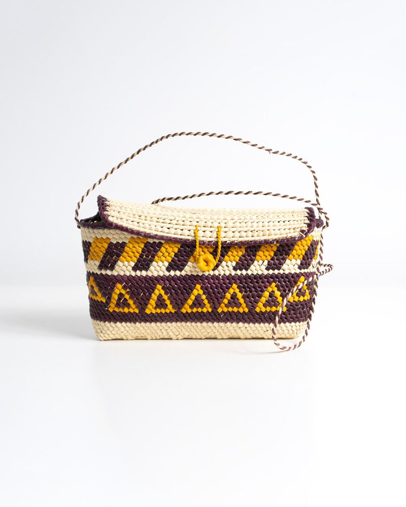 WOVEN PARTY BAG