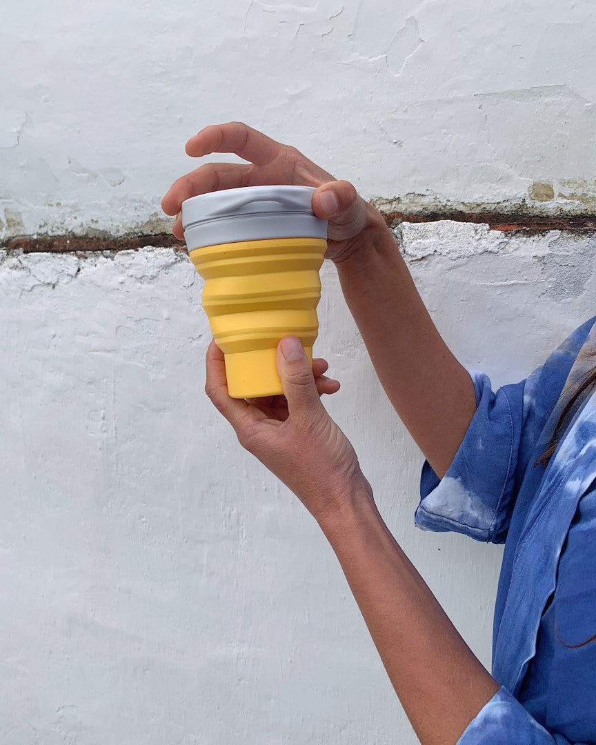 #ONELESSTRASH REUSABLE CUP