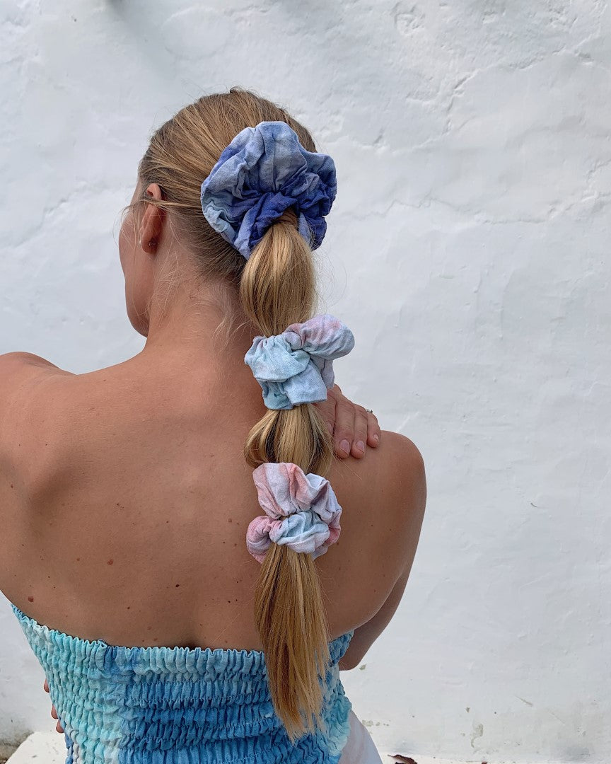 ZERO WASTE SCRUNCHIE - set of 3