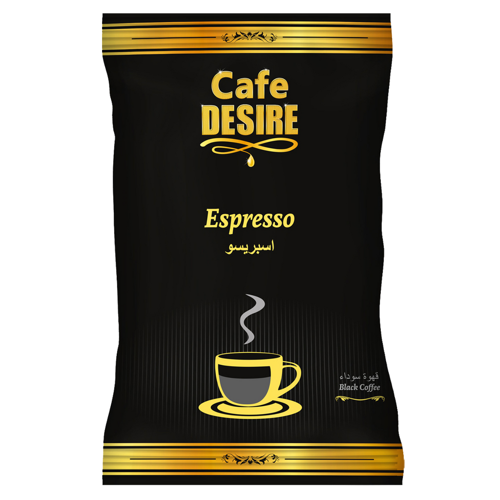 Espresso Black Coffee (500g) | For Manual Use - Just add Hot Water | Suitable for all Vending Machines