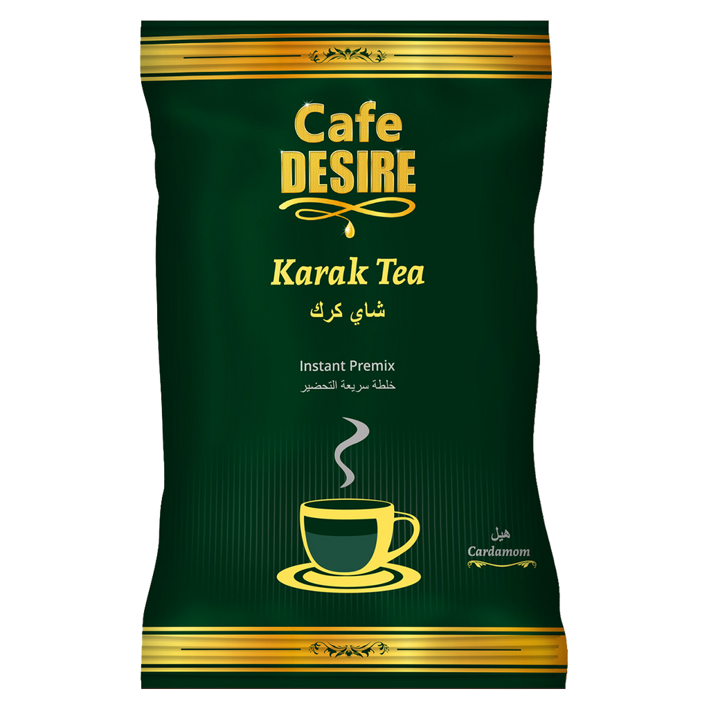 Kadak Cardamom Tea Premix (1Kg) | 3 in 1 Tea | Makes 80 Cups | | Milk not required | Cardamom Flavour Imported from Geneva | For Manual Use - Just add Hot Water | Suitable for all Vending Machines