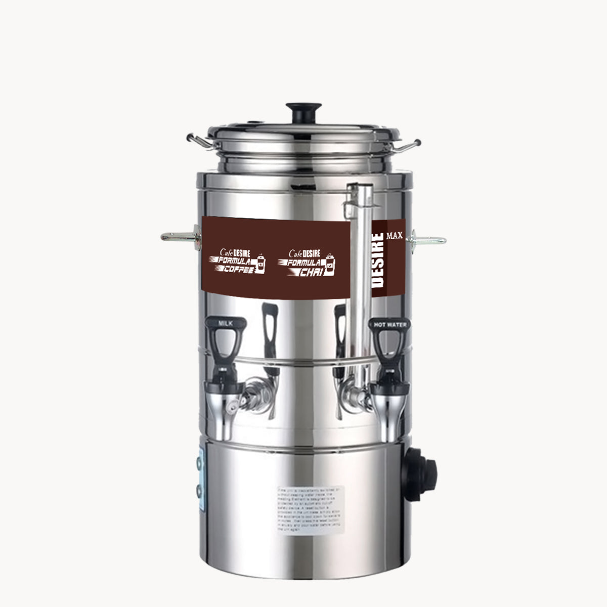 Formula Chai, Formula Coffee Machine - 5 Liters Option