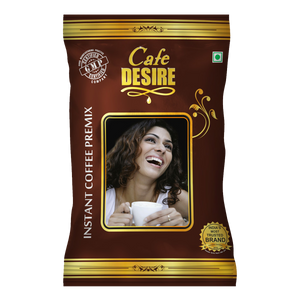 Instant Coffee Premix (1 kg) | 3 in 1 Coffee | Milk not required | Rich Taste as home-made | Manual use - Just add Hot Water | Suitable for all Vending Machines | Makes 90 cups per KG