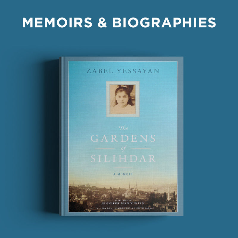 Memoirs and Biographies - AGBU Bookstore