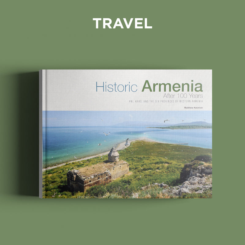 Travel books - AGBU Bookstore