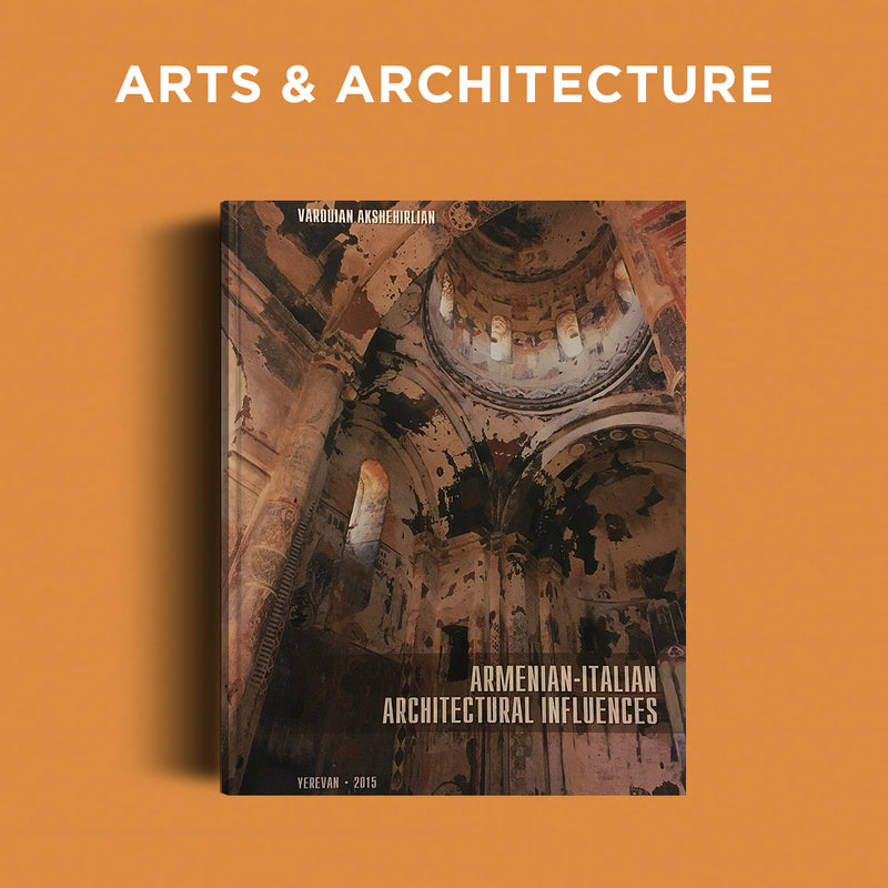 Armenian Arts and Architecture Books - AGBU Bookstore