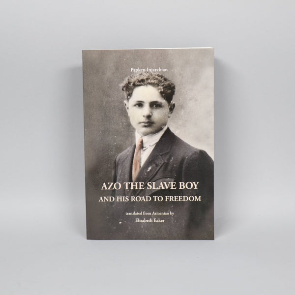 Azo the Slave Boy and his Road to Freedom