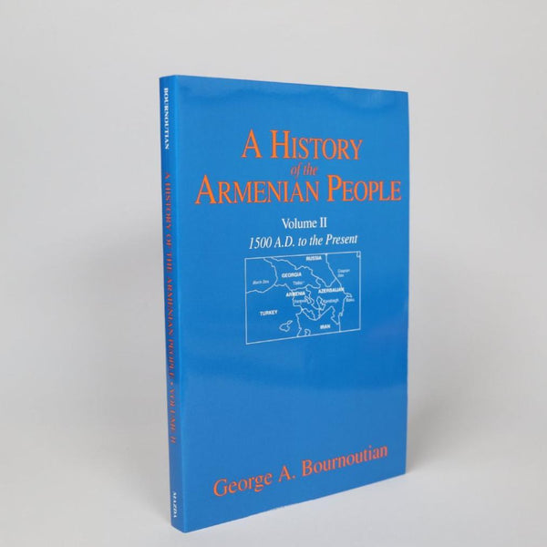 A history of the Armenian people, Volume 2: 1500 A.D. to the Present