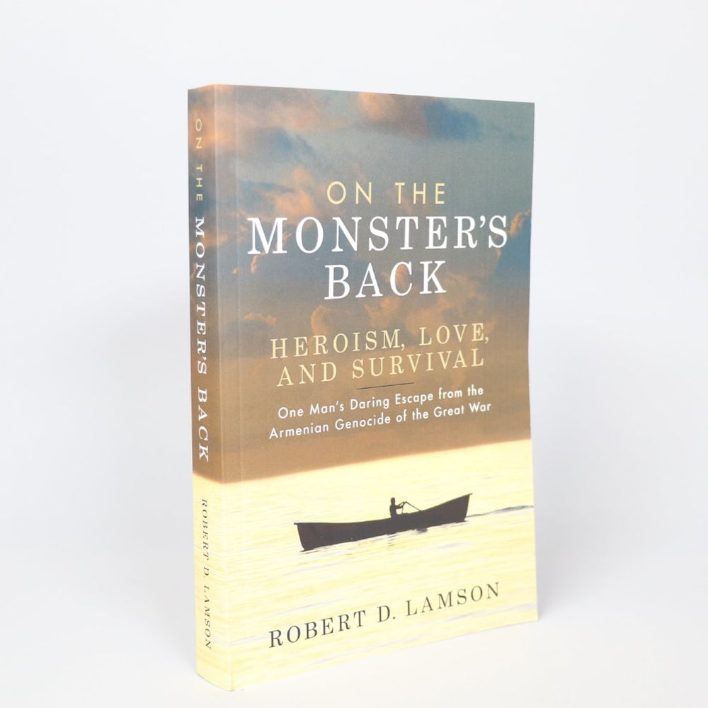 On The Monster's Back: Heroism, Love, and Survival