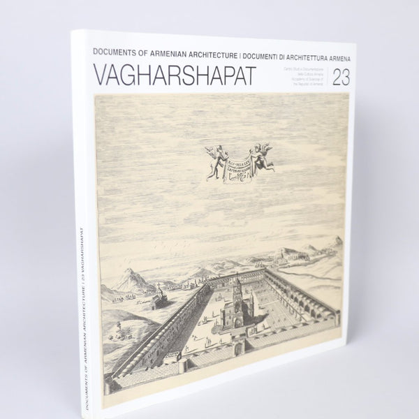 Documents of Armenian Architecture: Vagharshapat 23