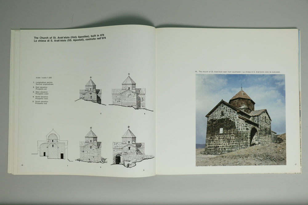 SEVAN- Documents of Armenian Architecture, No.18