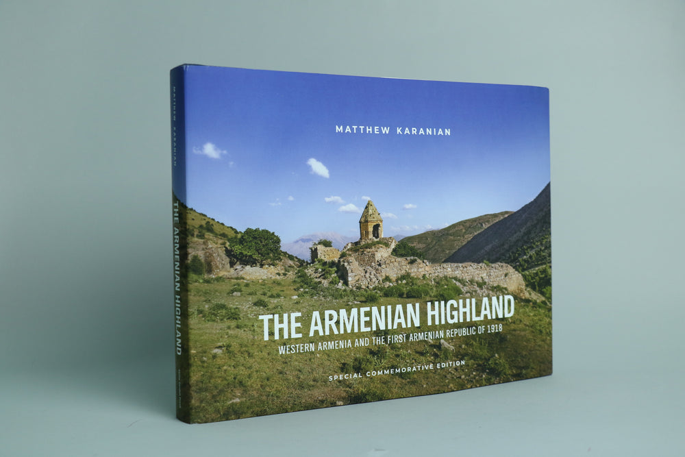 The Armenian Highland: Western Armenia and the First Armenian Republic of 1918