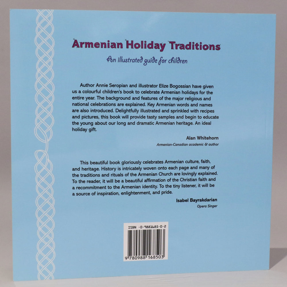 Armenian Holiday Traditions: An Illustrated Guide for Children