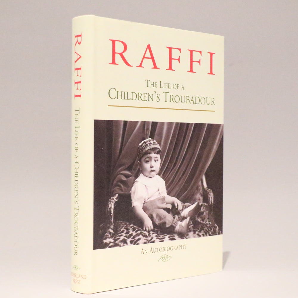 Raffi: The Life of a Children's Troubadour: An Autobiography
