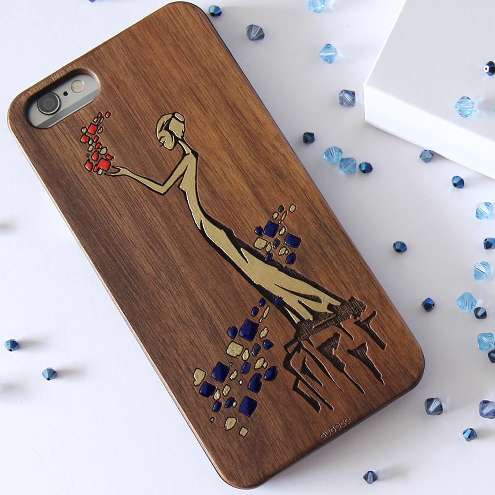 Akhtamar iPhone case by Gugoco