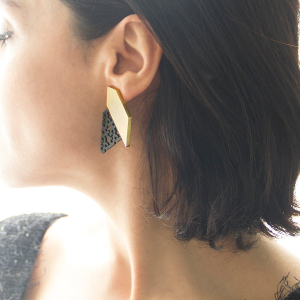 'ARAZ' earrings