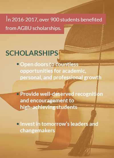 A Gift of Hope for Christmas: AGBU Scholarship Program