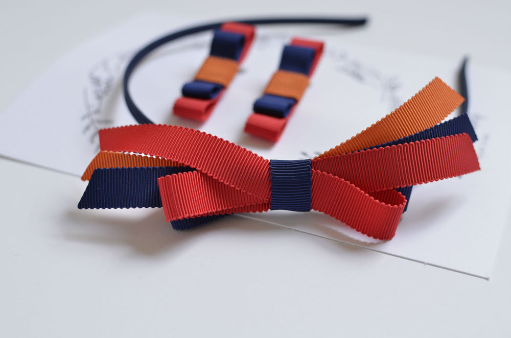 Tricolor Children's Head Accessories