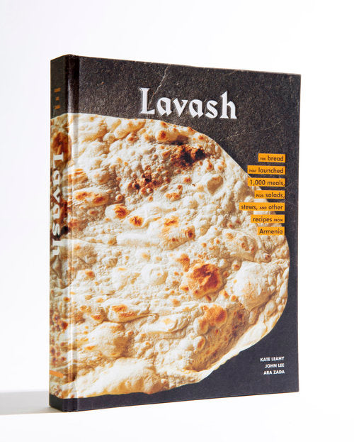 Lavash: The Book