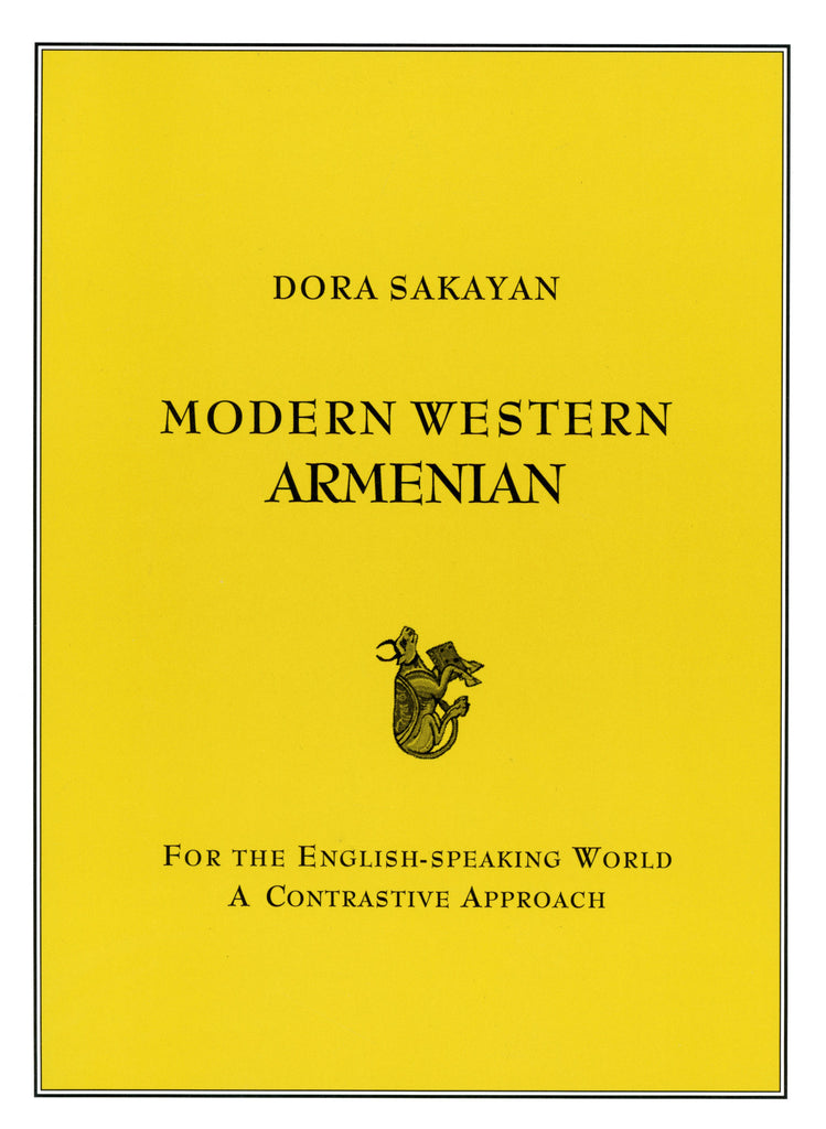 Modern Western Armenian for the English-Speaking World