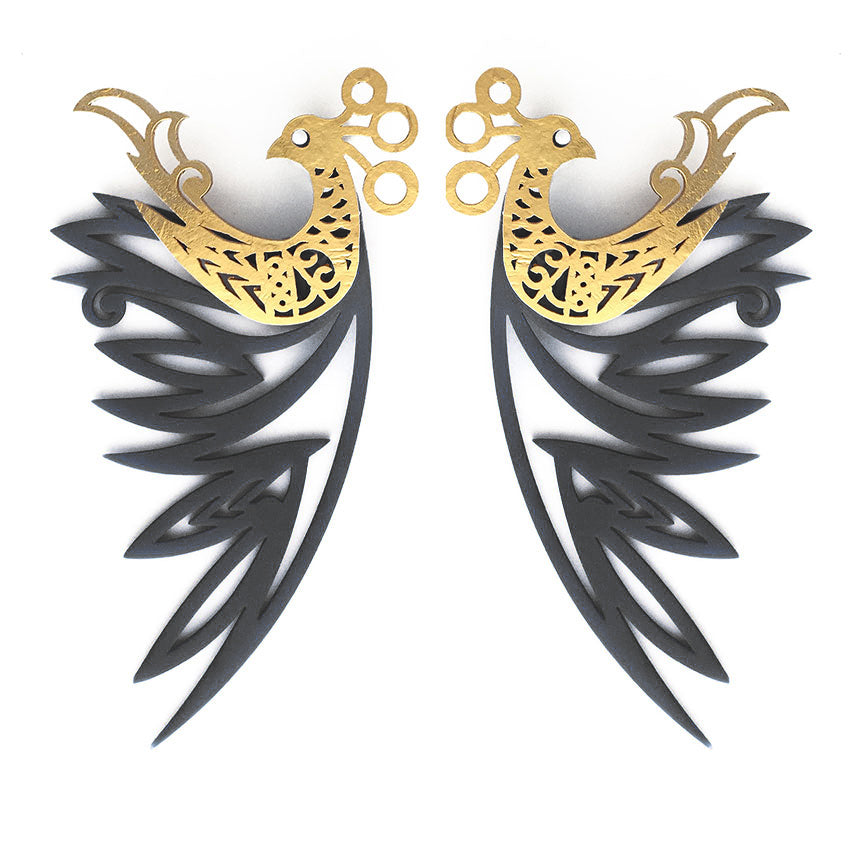 GROUNG earrings