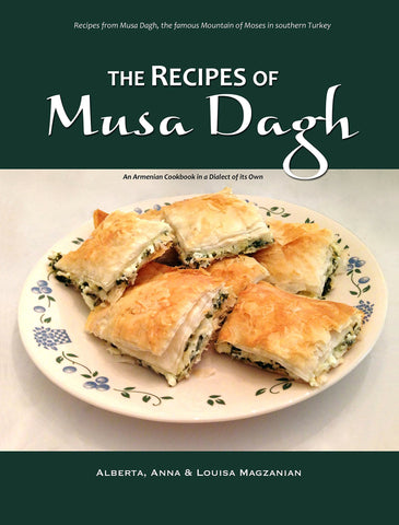 The Recipes of Musa Dagh