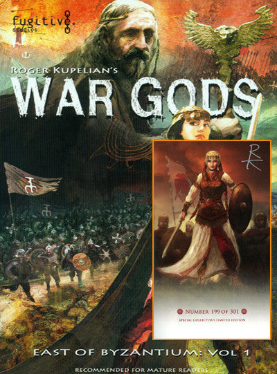 War Gods: East Byzantium, Volume 1 - Limited Edition