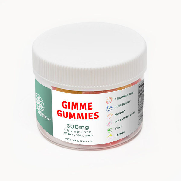 (300mg) Vegan Gummies 30 Pack
