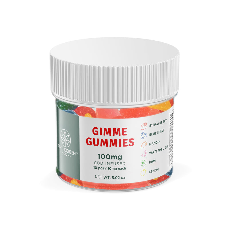 (100MG) VEGAN GUMMIES 10PK