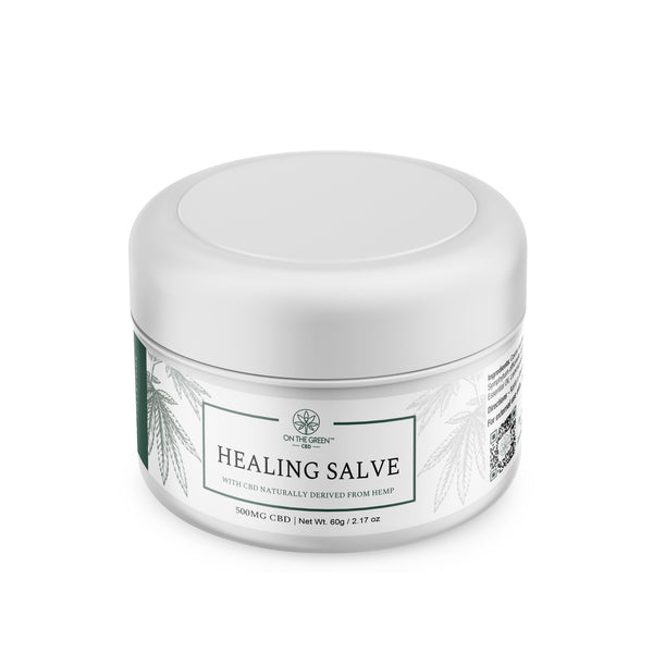FULL SPECTRUM HEALING SALVE (500MG) 2OZ