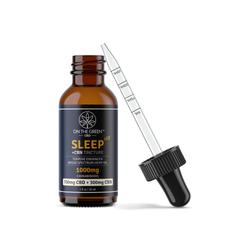 SLEEP (1000MG) +CBN TERPENE ENHANCED BROAD SPECTRUM CBD TINCTURE
