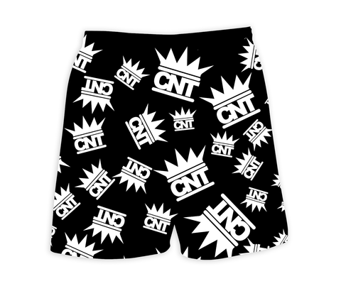 CNT Pattern Sublimated Shorts