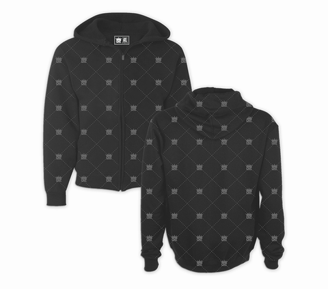 CNT Pattern Sublimated Hoodie