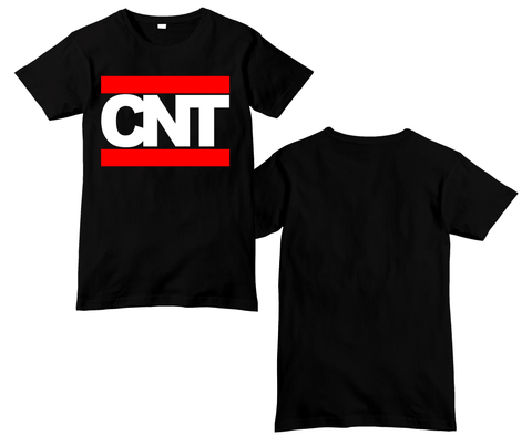 Run CNT Logo Shirt