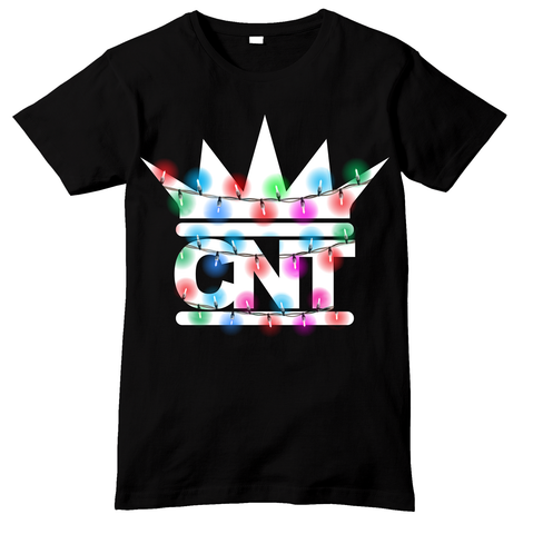 CNT RIttzmas Lights Shirt