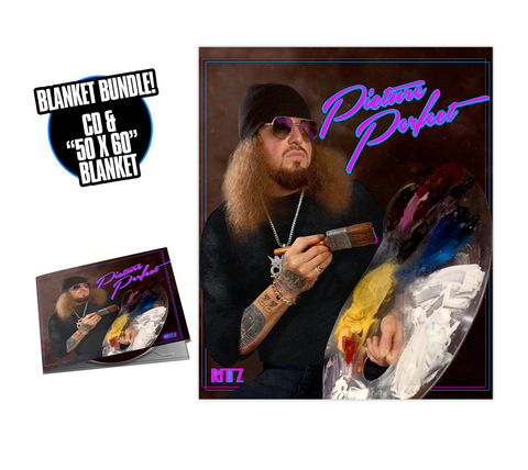 "Rittz ""Picture Perfect"" Autographed CD and Blanket Pre Order"