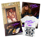 "Rittz ""Picture Perfect"" Autographed Ultimate Bundle Pre Order"