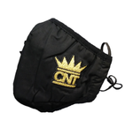 CNT Embroidered Logo Mask